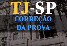 Curso Gratuito - Correção da prova TJ/SP 2017