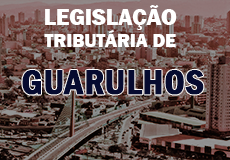 Legislação Tributária de Guarulhos/SP - Curso em PDF